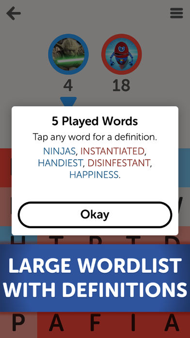 Letterpress – Word Game