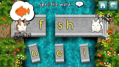 Monkey Word School Adventure App - 3