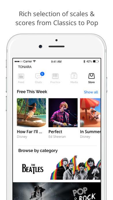 Tonara App - 5