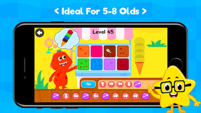 Coding Games For Kids To Play App - 2