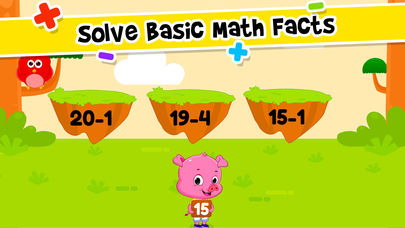 Addition and Subtraction Games App - 3