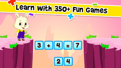 Addition and Subtraction Games App - 4