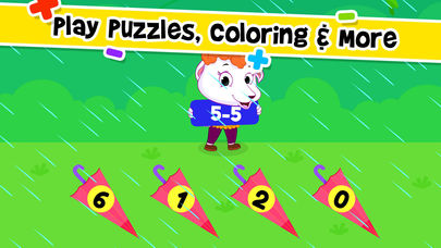 Addition and Subtraction Games App - 6