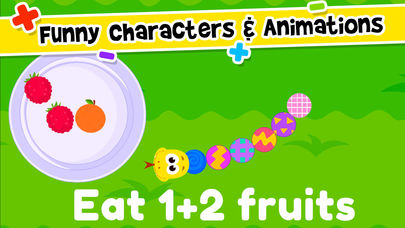 Addition and Subtraction Games App - 7