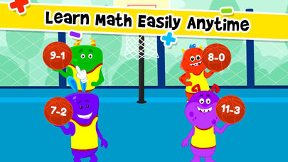 Addition and Subtraction Games App - 8