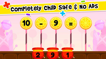Addition and Subtraction Games App - 9