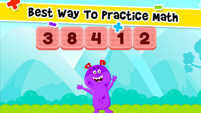 Addition and Subtraction Games App - 10