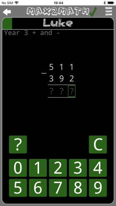 Max2Math App - 3