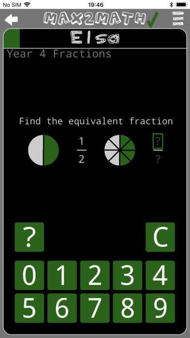 Max2Math App - 5