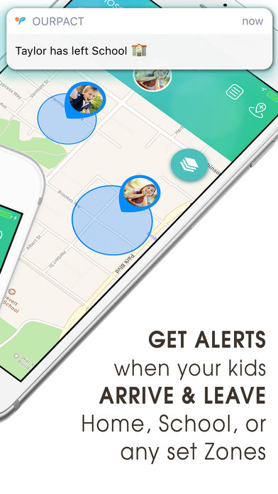 Parental Control & Kid Tracker
