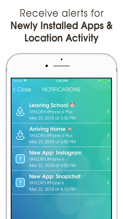 Parental Control & Kid Tracker App - 7