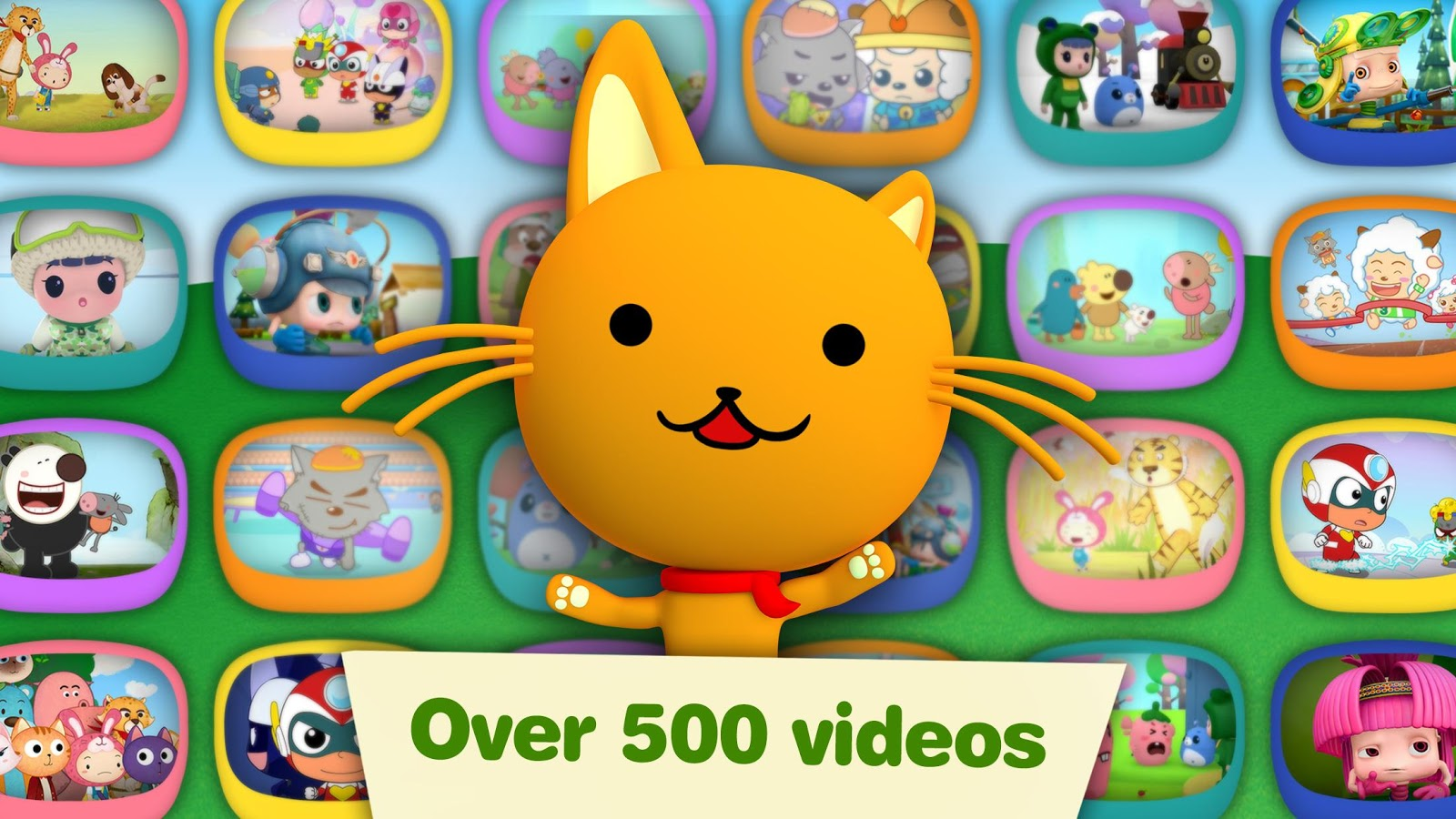 Miao Mi - Learn Chinese Kids App - 1
