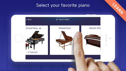 Piano - Play Unlimited Songs App - 3