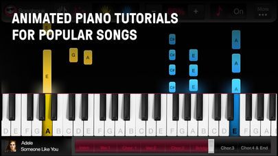 Piano Lessons by OnlinePianist App - 1