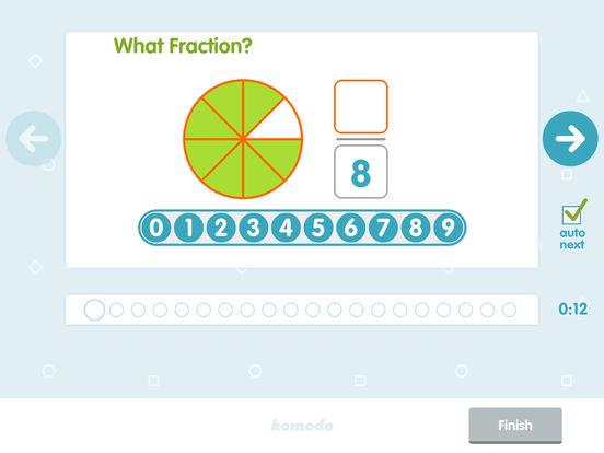 Komodo™ Math App - 2