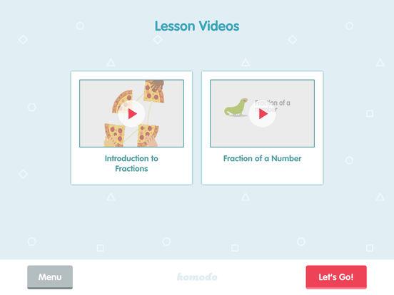 Komodo™ Math App - 3
