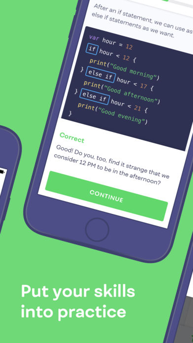 Mimo: Learn to Code App - 6