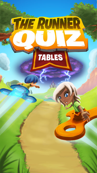 The Runner Quiz : Tables