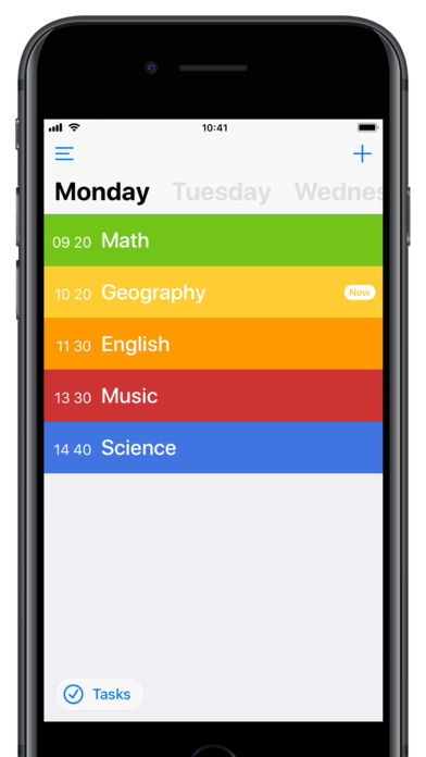 Class Timetable App - 1