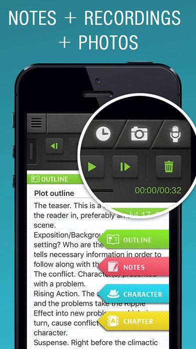 Writer: Write A Book, write a story App - 2