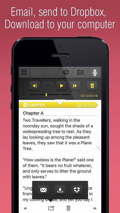Writer: Write A Book, write a story App - 5
