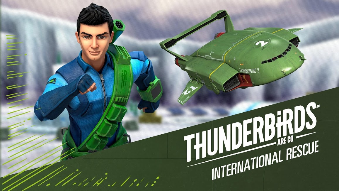 Thunderbirds Are Go: International Rescue App - 1