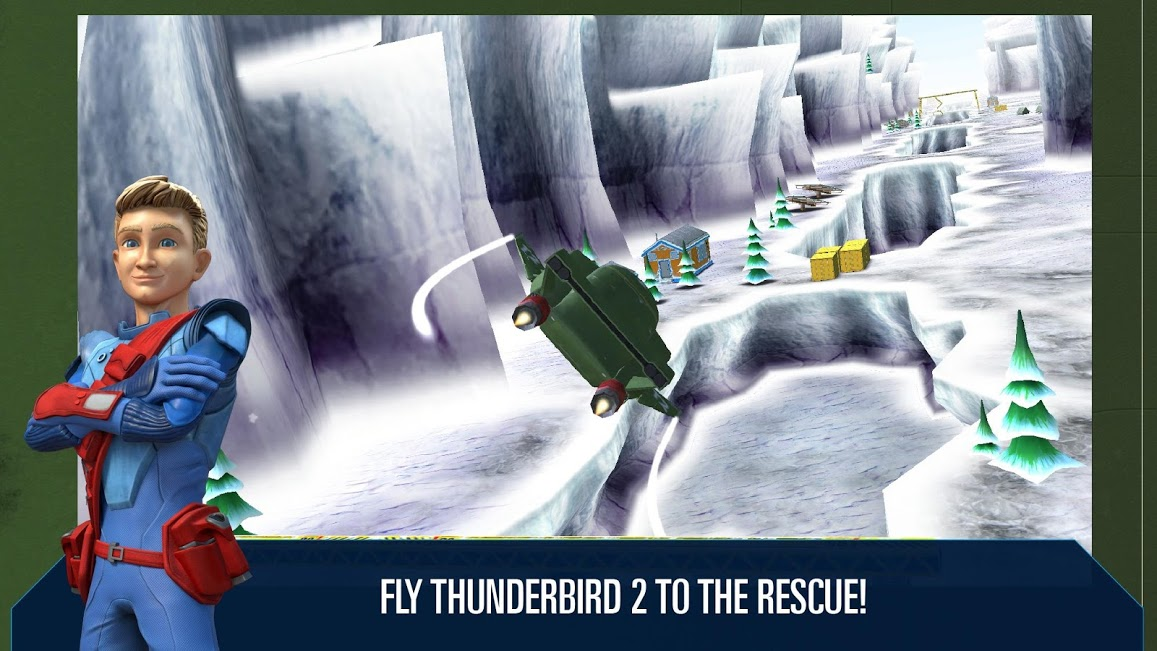 Thunderbirds Are Go: International Rescue App - 3