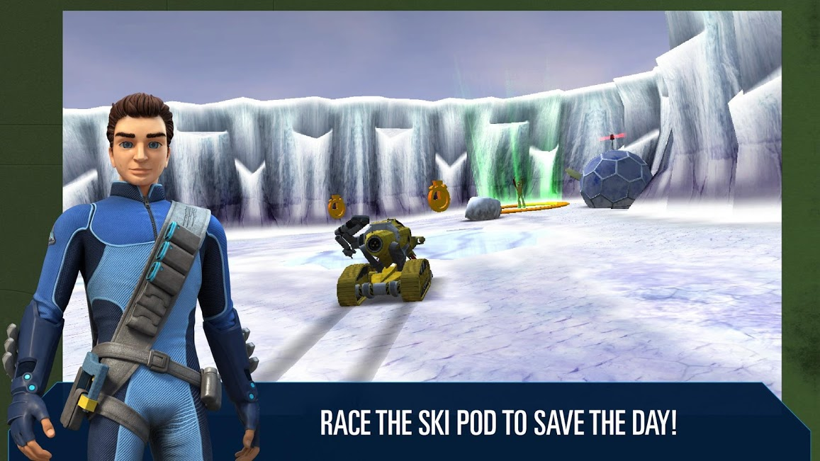 Thunderbirds Are Go: International Rescue App - 4