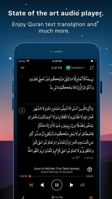 Quran Pro Muslim App - 5