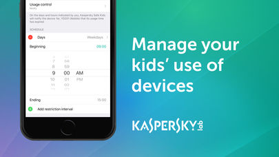 Kaspersky Safe Kids Family GPS