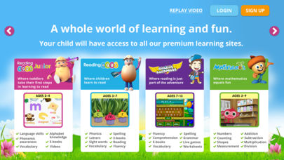 Reading Eggs - Learn to Read App - 1