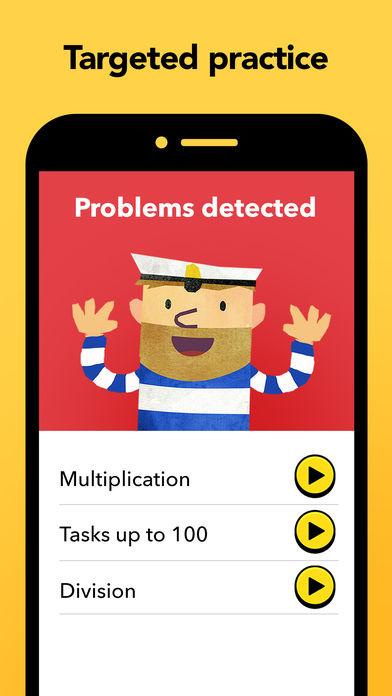 Fiete Math Climber App - 2