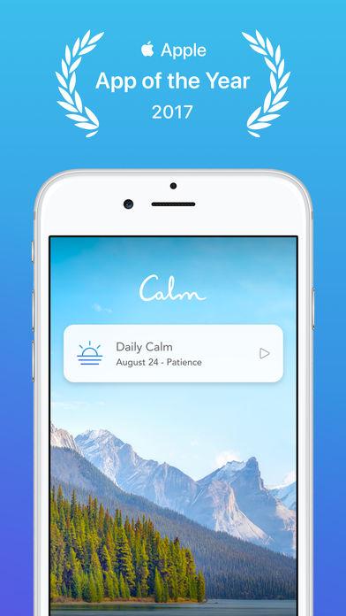 Calm App - 1