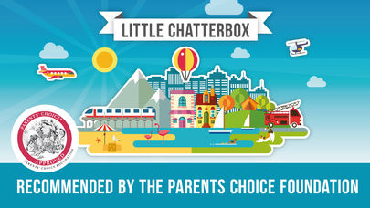 Little Chatterbox for Kids App - 1