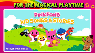 Pinkfong Songs & Stories App - 1