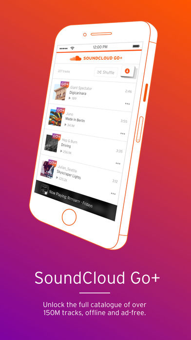 SoundCloud - Music & Audio App - 4