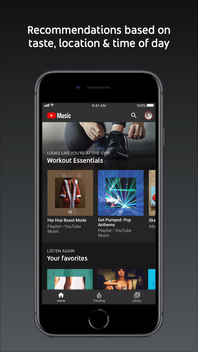 YouTube Music App - 2