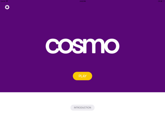 Cosmo Training App - 1