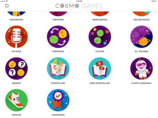 Cosmo Training App - 3