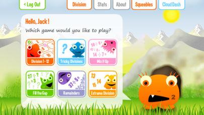 Squeebles Division 2 App - 2