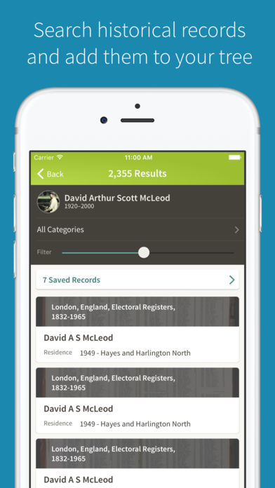 Ancestry App - 4