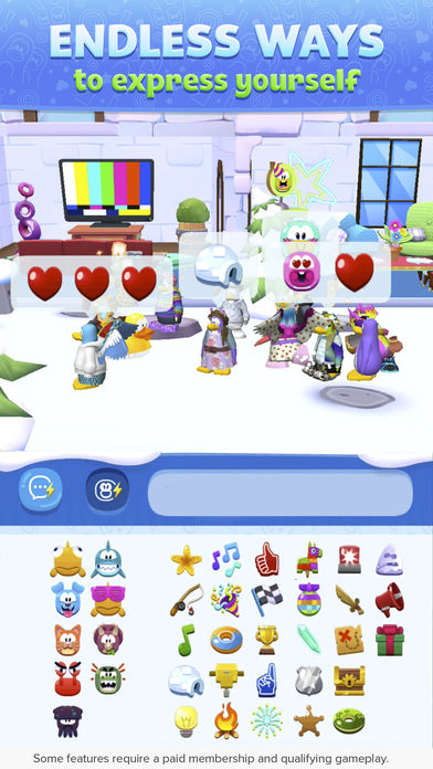 Club Penguin Island