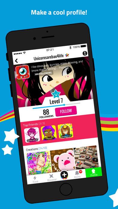 PopJam App - 1