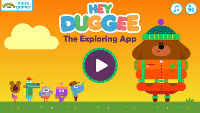 Hey Duggee: The Exploring App App - 1