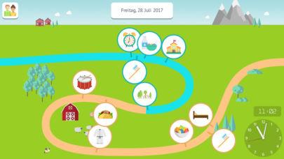 Timeland - Calendar & Clock App - 1