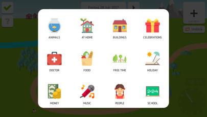 Timeland - Calendar & Clock App - 2