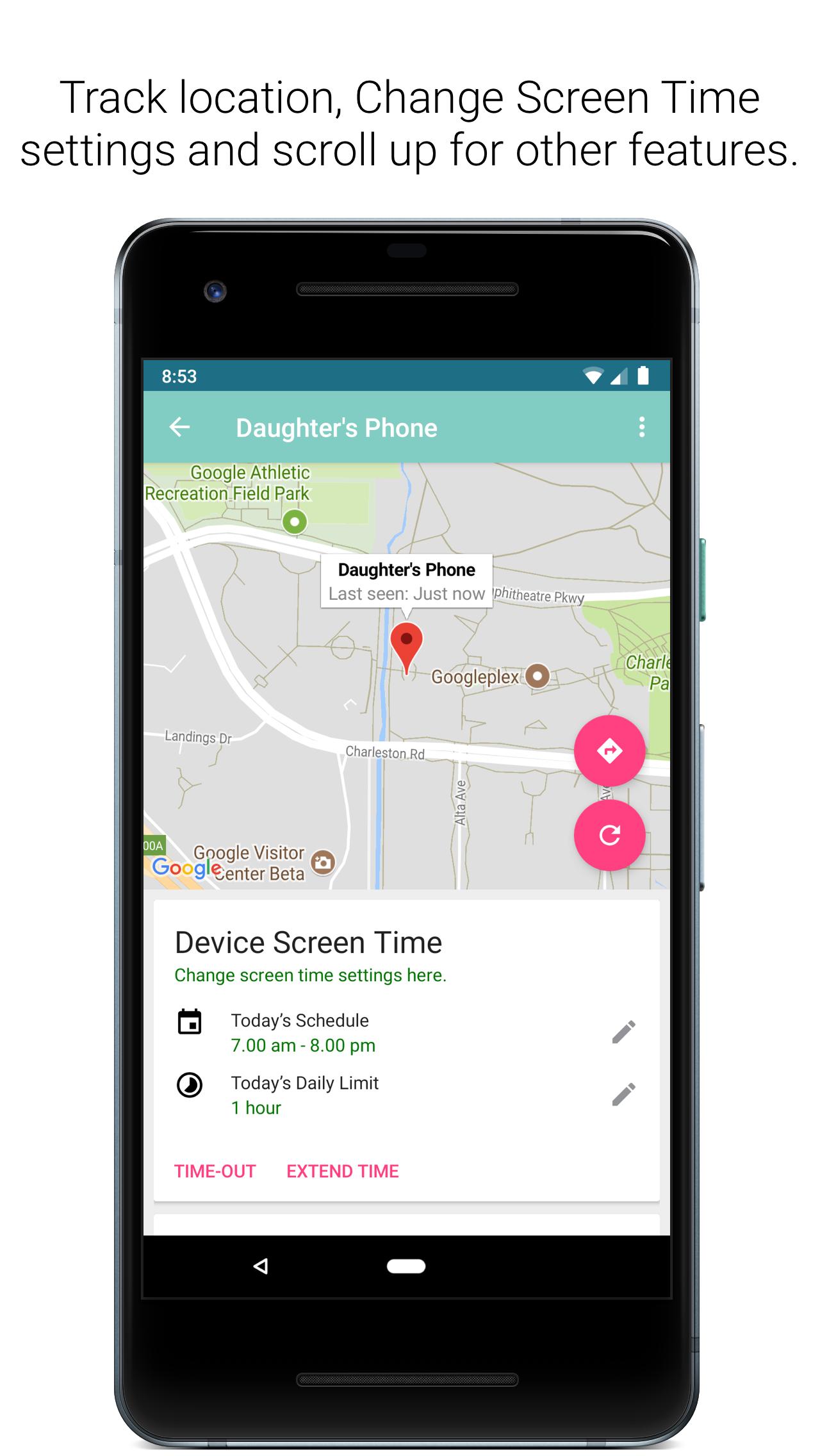 Boomerang Parental Control App - 8