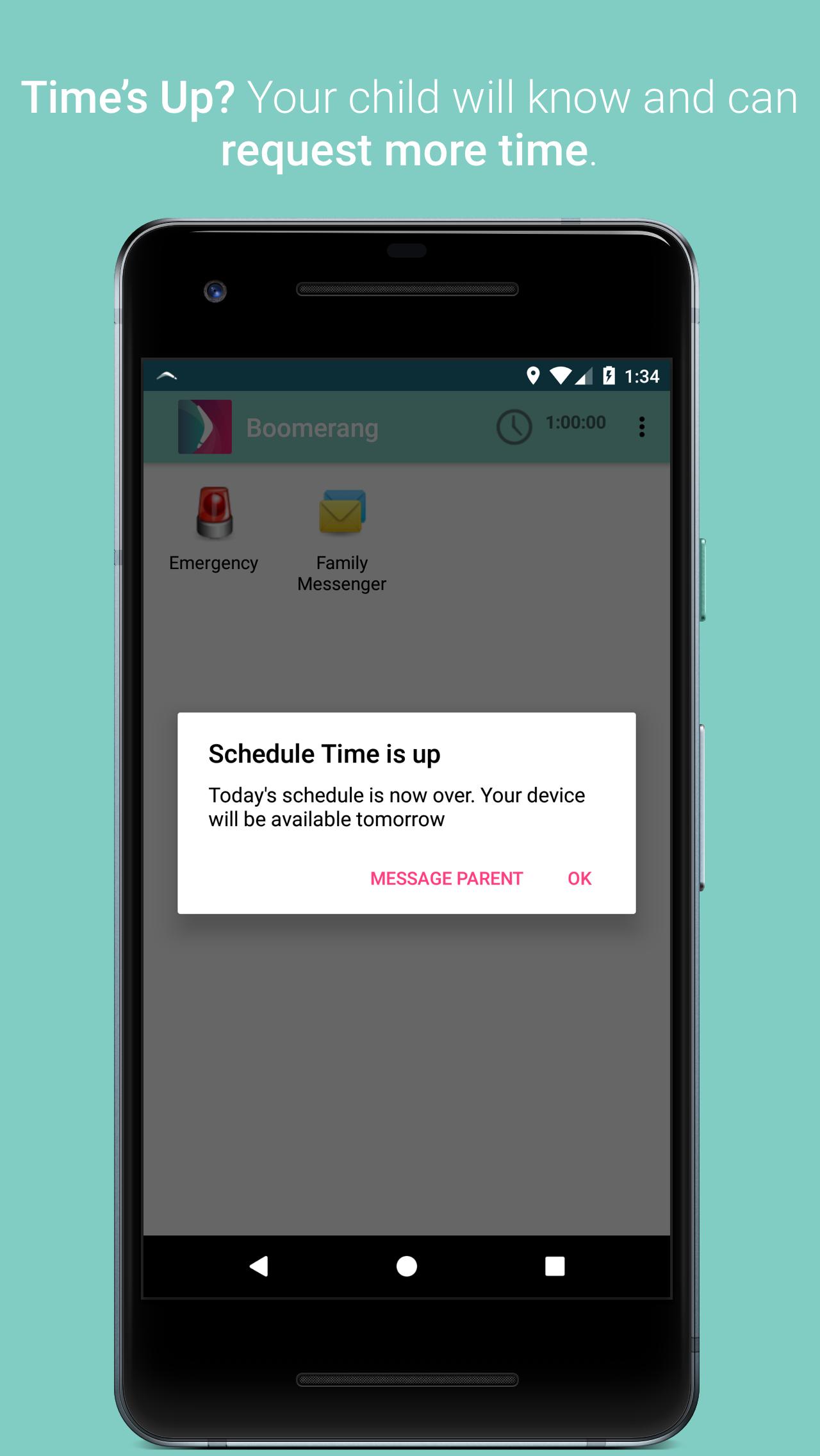 Boomerang Parental Control App - 10