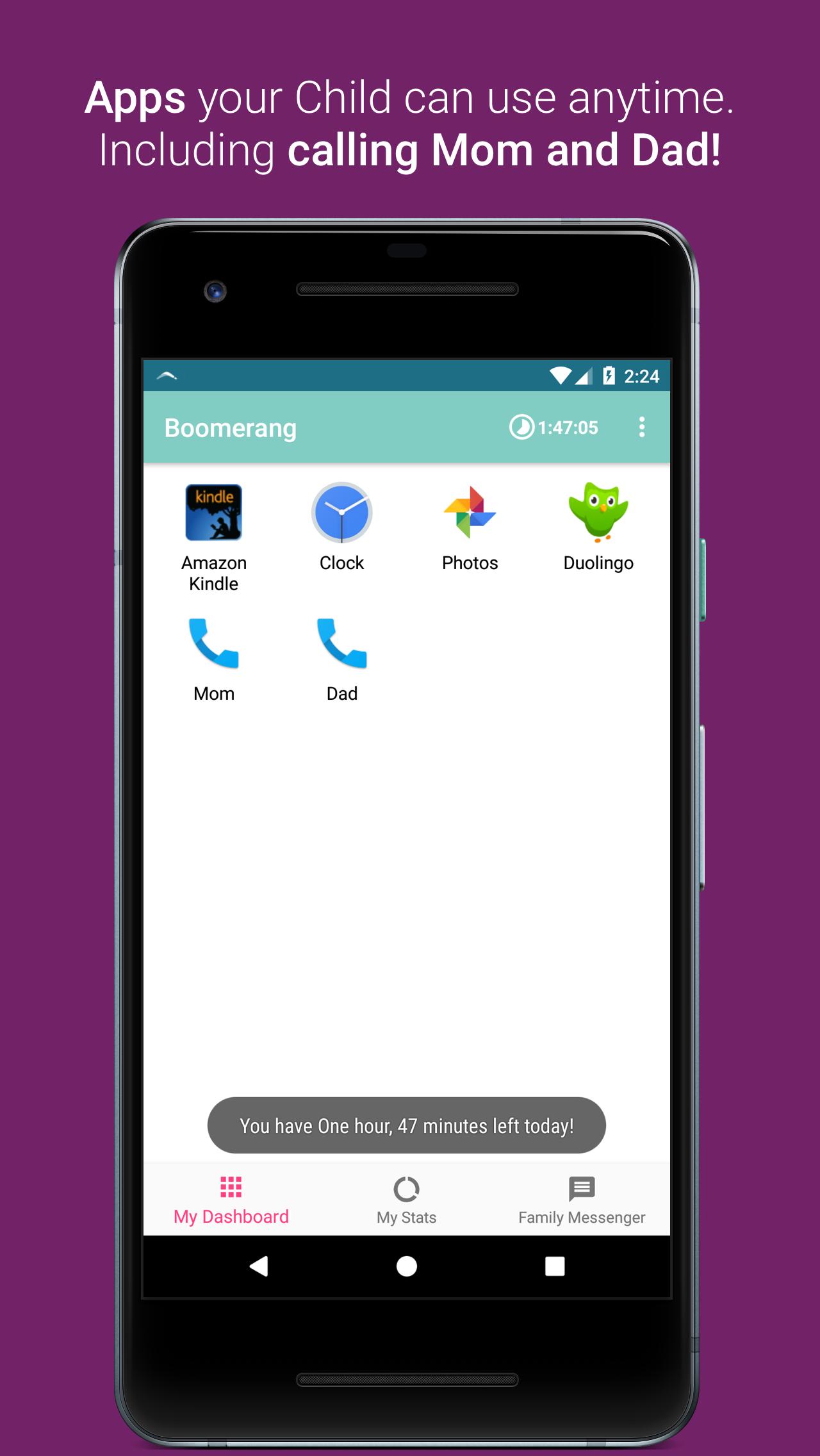 Boomerang Parental Control App - 11
