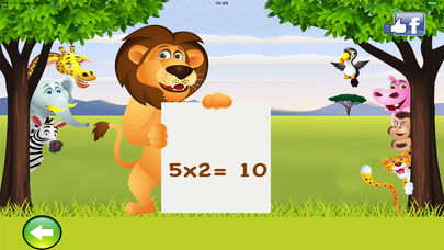 Times Tables 1x1 - Easy Maths App - 3
